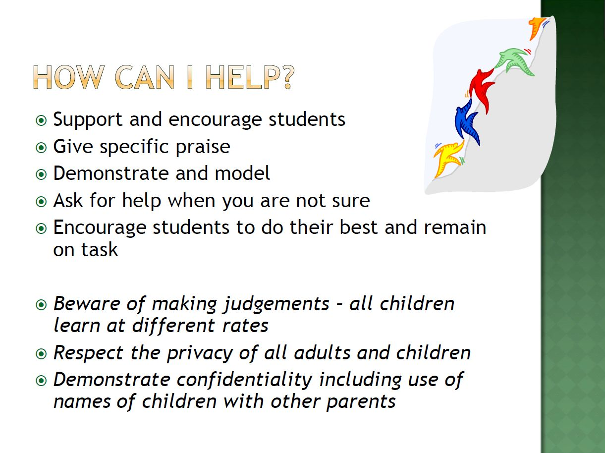 Parent helper slide 3